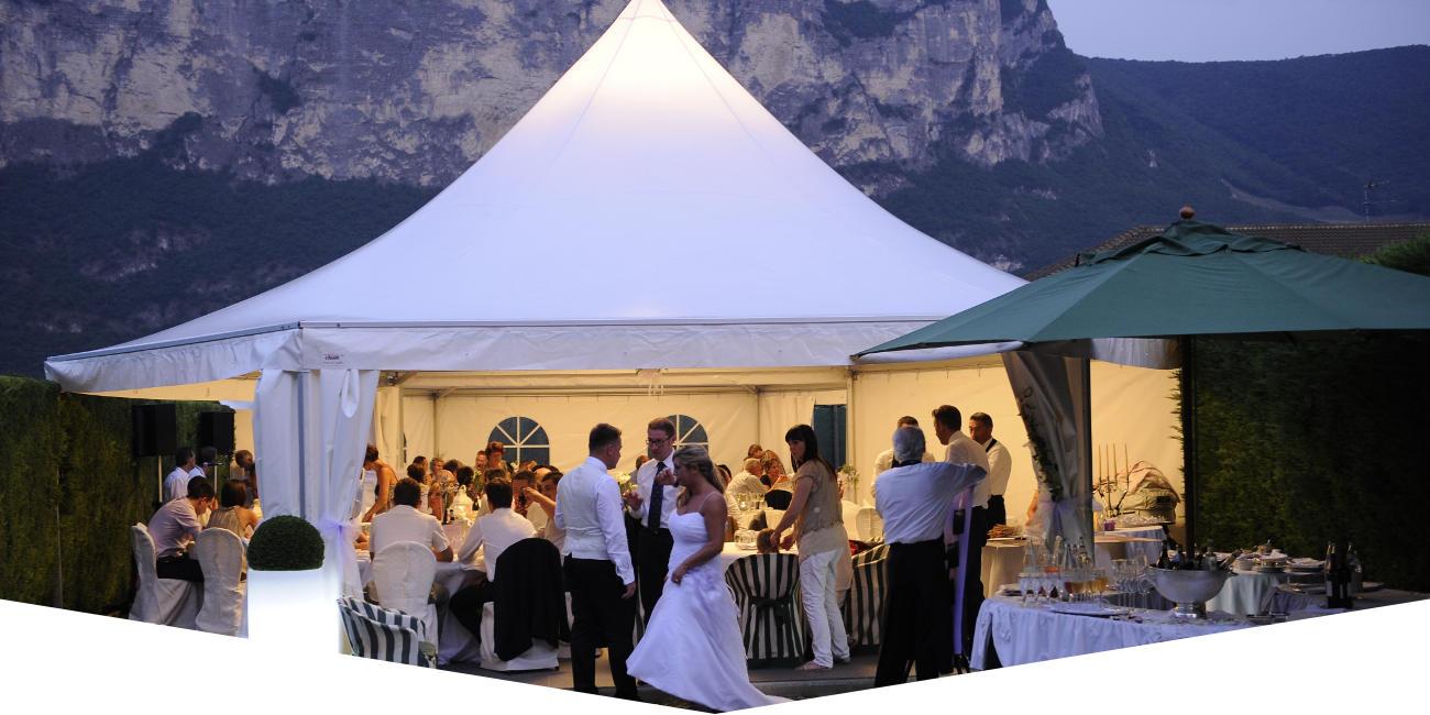 خيمة الزفاف